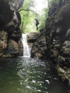 canyon du guillou