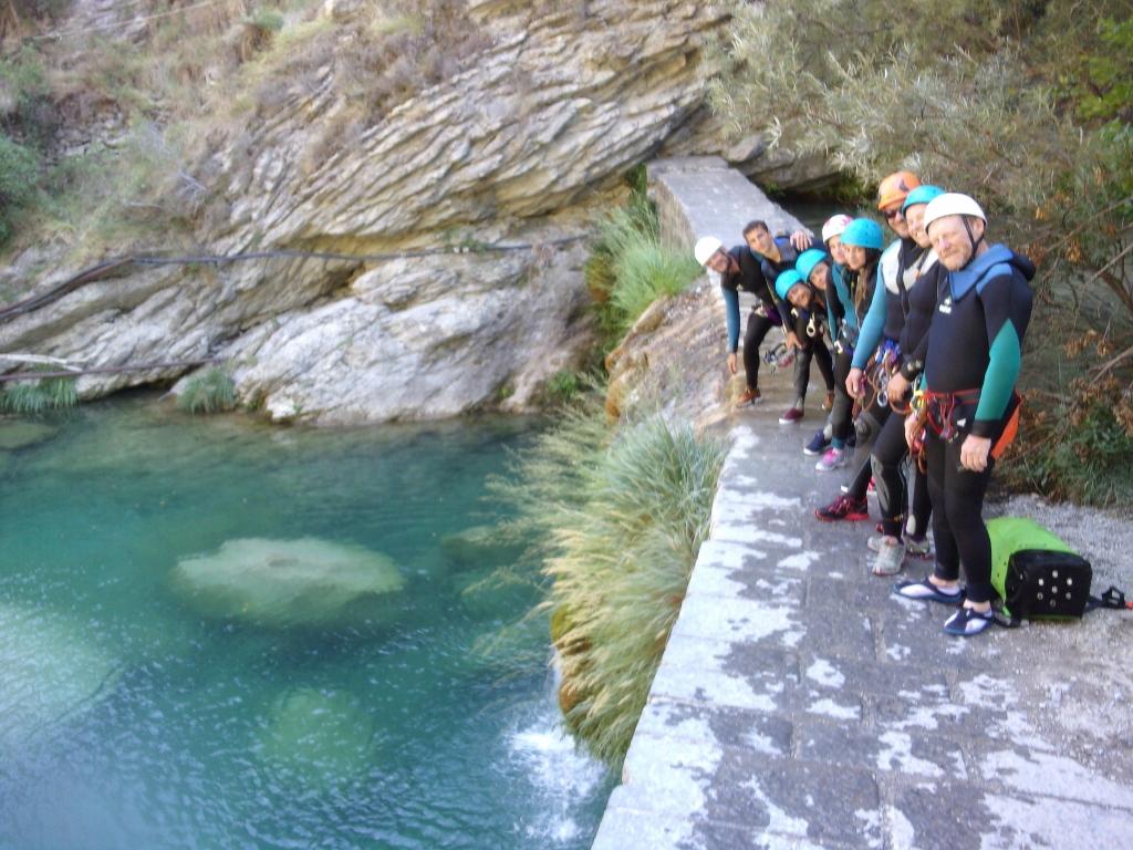 Canyoning de la Barbaira